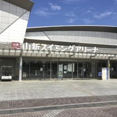 笠松運動公園屋内水泳プール
