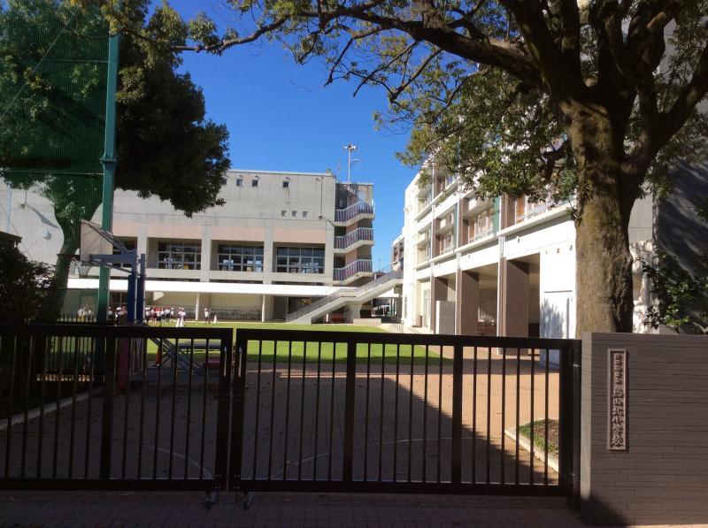 烏山 北 小学校