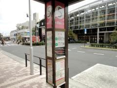 「武蔵境駅」バス停留所