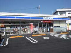 ローソン 山川町前川店