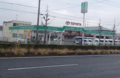 トヨタレンタリース名古屋豊川インター店