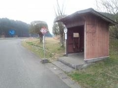 「下牧野」バス停留所