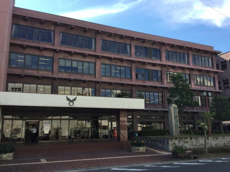 橿原市役所
