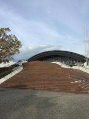 J:COM末広体育館(泉佐野市民総合体育館)