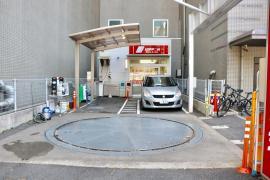 ニッポンレンタカー神保町九段下営業所