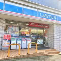 ローソン 静岡黒金町店
