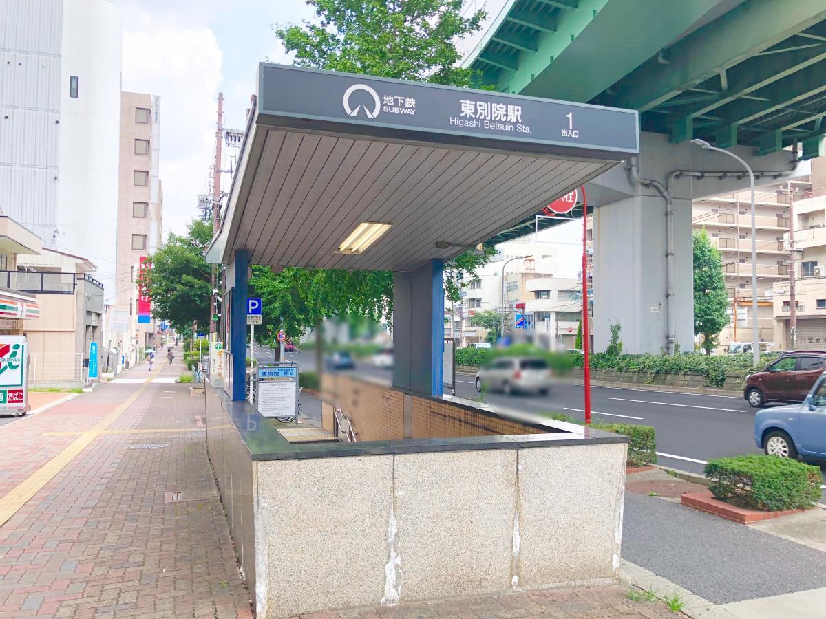 東別院駅 愛知県名古屋市
