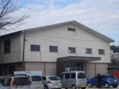 城山運動施設体育館