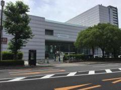 広島市文化交流会館・宿泊棟