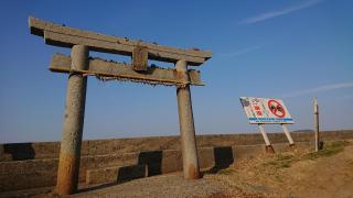 芥屋の大門