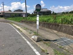 「五ツ峯」バス停留所