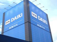 DCMダイキ 松前店
