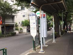 「江古田二丁目」バス停留所