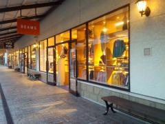 BEAMS OUTLET TOSU