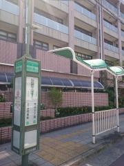 「西成区老人福祉センター」バス停留所