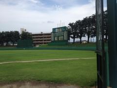 緑ヶ丘スポーツ公園野球場