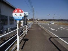 「大脇(国富町)」バス停留所