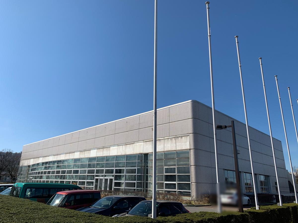 富山県総合体育センター
