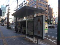 「太融寺町」バス停留所