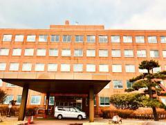 青森市役所 柳川庁舎