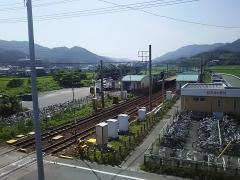 名電赤坂駅