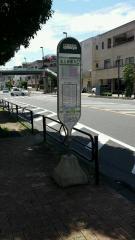 北与野駅入口