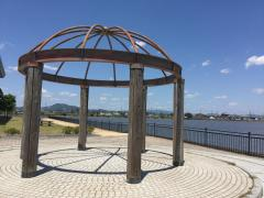 六番川水の公園体育館