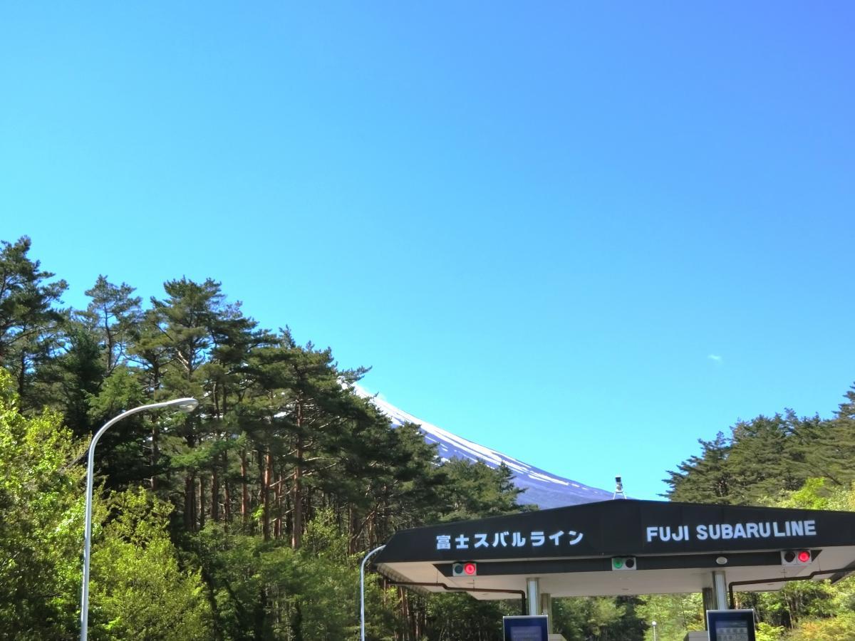 スバル ライン 富士