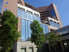 福井県立病院ヘリポート