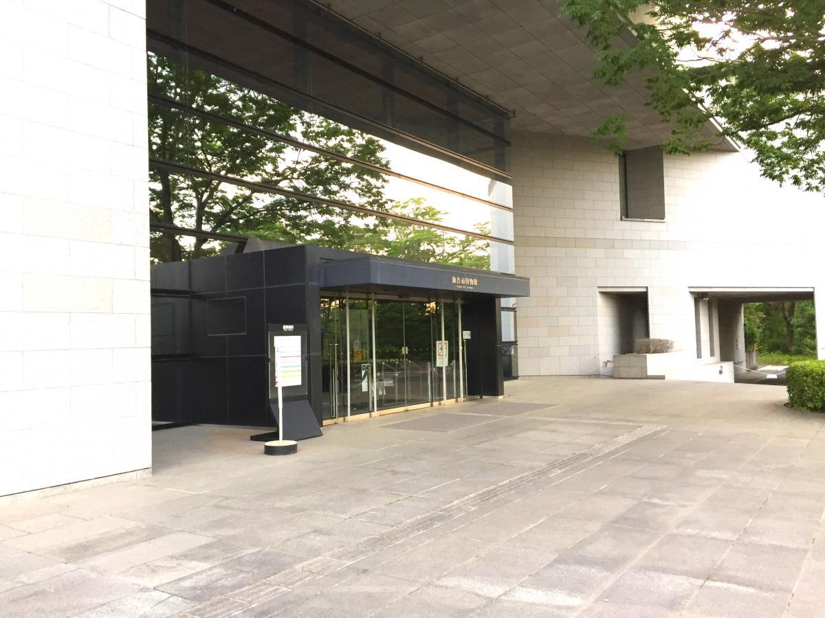 仙台市博物館 青葉山公園