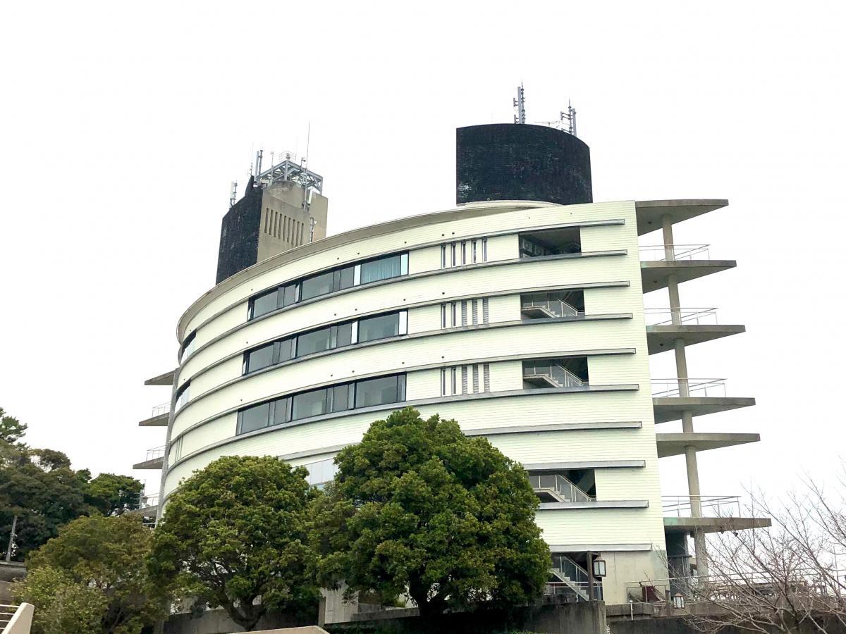 高知県高知市、国民宿舎桂浜荘