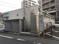 「東本浦」バス停留所
