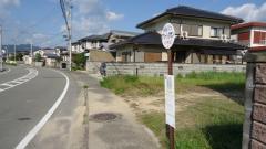 「グリーンタウン」バス停留所