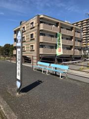 「龍田陳内三丁目」バス停留所