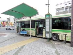 「流町」バス停留所
