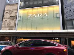 ザラ 京都四条通り店