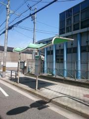 「梅南三丁目」バス停留所