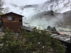 湯瀬ホテル玉川温泉