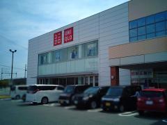 ユニクロ 中川富田店