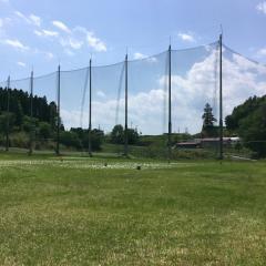 石川バーディゴルフクラブ練習場