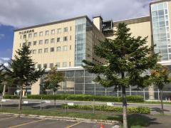 市立函館病院ヘリポート
