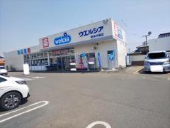 ウエルシア 栃木片柳店