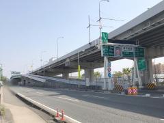 半道橋出入口(IC)