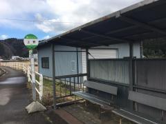 「上野」バス停留所