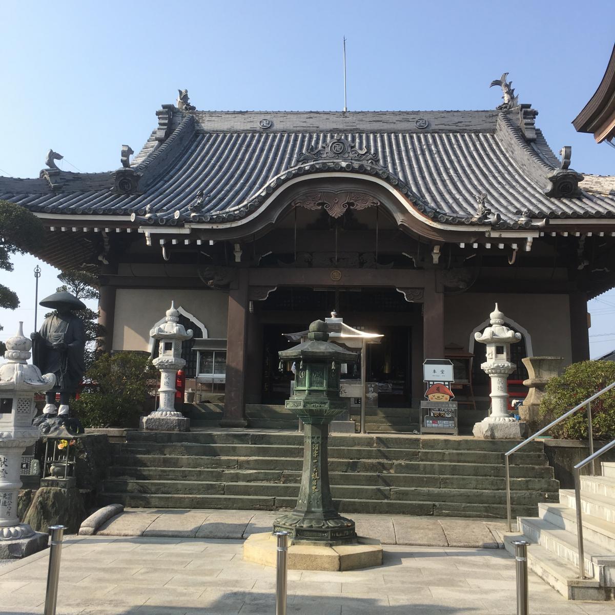 井戸寺(第17番札所)