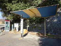 「千提寺口」バス停留所