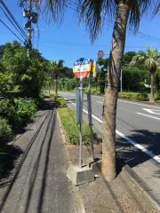 「潟山(指宿市)」バス停留所