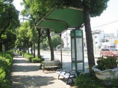 「済生会泉尾病院前」バス停留所