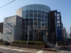 滋賀銀行長浜駅前代理店