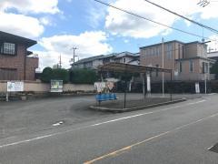 「太秦住宅」バス停留所